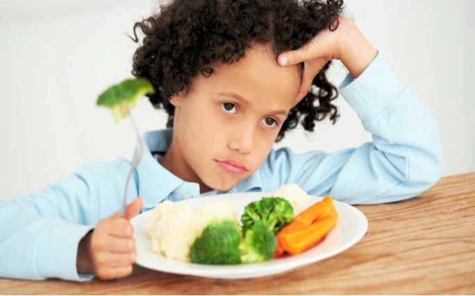 HOW TO HANDLE PICKY EATERS