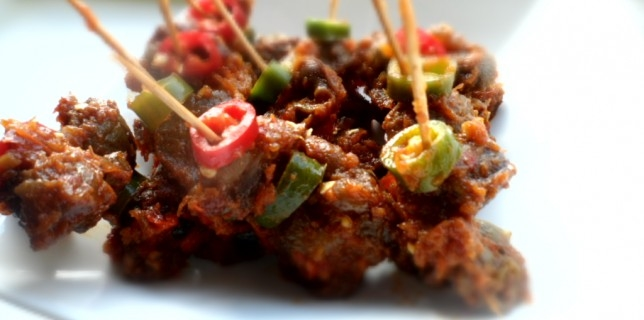 HOW TO MAKE NIGERIAN SPICY STEWED GIZZARD