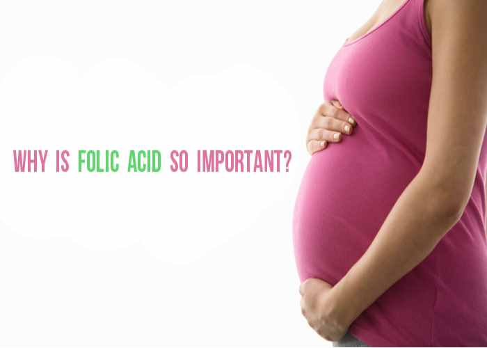 IMPORTANCE OF FOLIC ACID DURING PREGNANCY