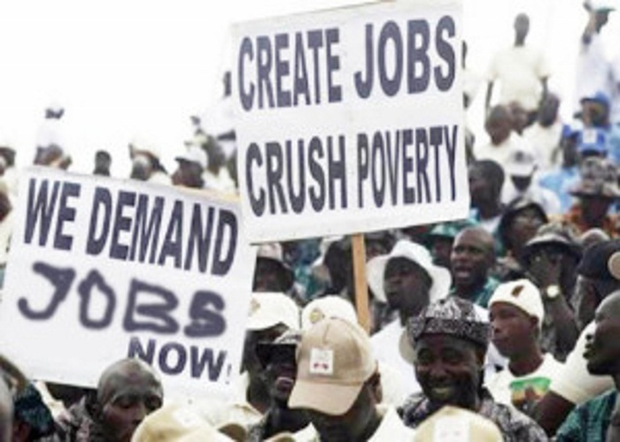 nigerian economy and the national uneployment Unemployment in nigeria: the national unemployment rate and unemployment in the british economy over the period examined.
