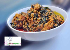How to Cook Efo Elegusi