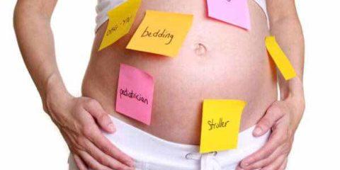 Pregnancy Brain,Forgetfulness during pregnancy