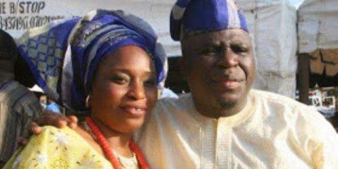 Gbenga Adeyinka thoughts on fatherhood