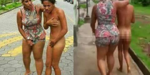 A furious wife dealt with her husband's mistress