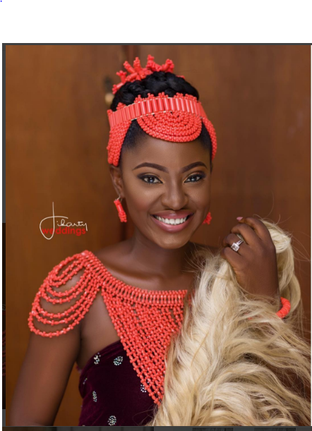 Yvonne Jegede's Wedding pictures