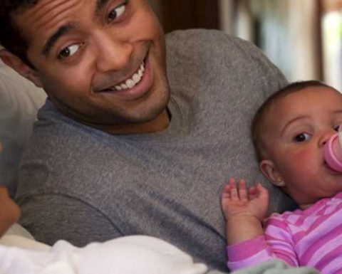 Ways for Dad's to Bond with Baby