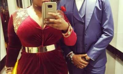 Toolz Together with her husband, Tunde Demuren Looking beautiful in new photo
