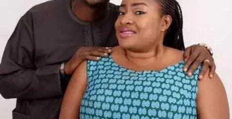 Actress Foluke Daramola speaks up against Domestic Violence