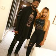 Basketmouth and his wife trendy in new photo