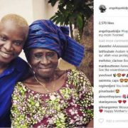 Angelique Kidjo 90-year-old mother