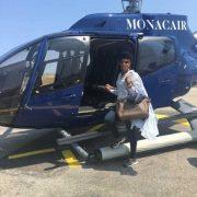 Mo Abudu in Monaco