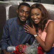 Ayo Thompson is ENGAGED to Gospel Minister Mairo Ese