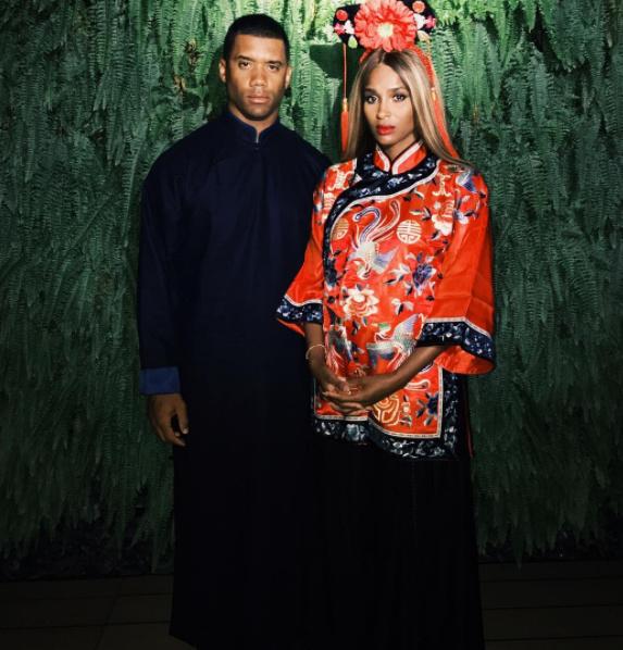 Ciara and husband on China holiday