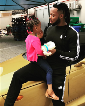 Flavour daughter