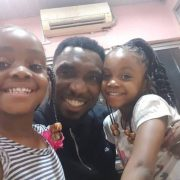 Timi Dakolo daughters