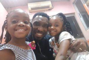 Timi Dakolo daughters
