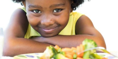 How to get your get kids to eat more vegetables
