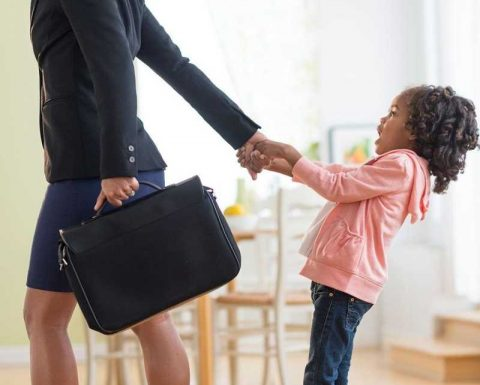 How to balance family and career