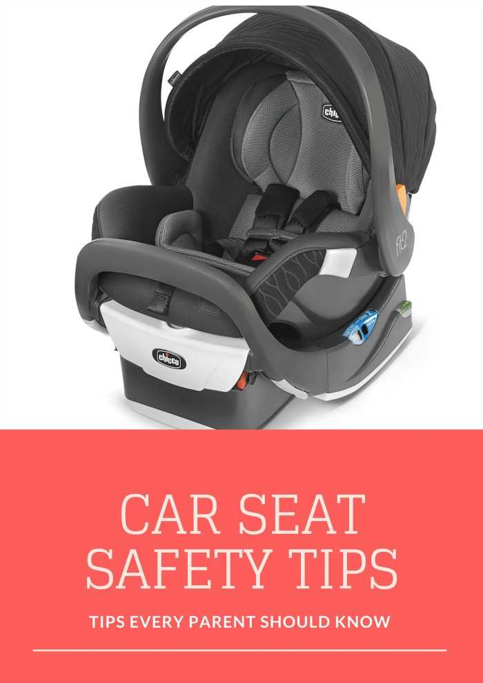 What to Know About Car Seat Safety