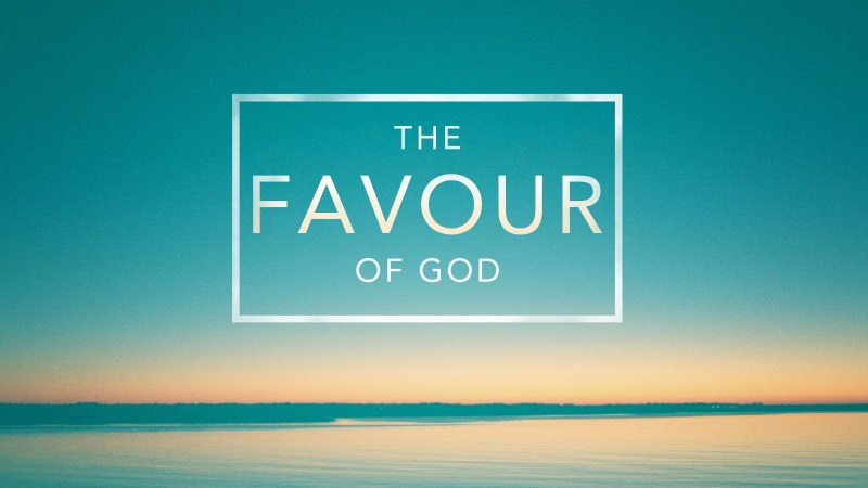 HOW TO PRAY FOR GOD'S FAVOUR
