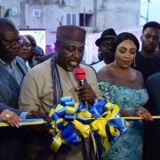 Governor Rochas Okorocha commends daughter
