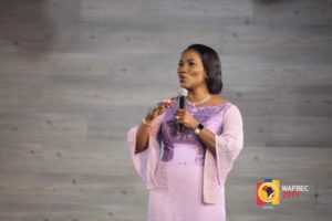 Parents,Reverend Funke Adejumo may be barred from entering the UK, US here is why