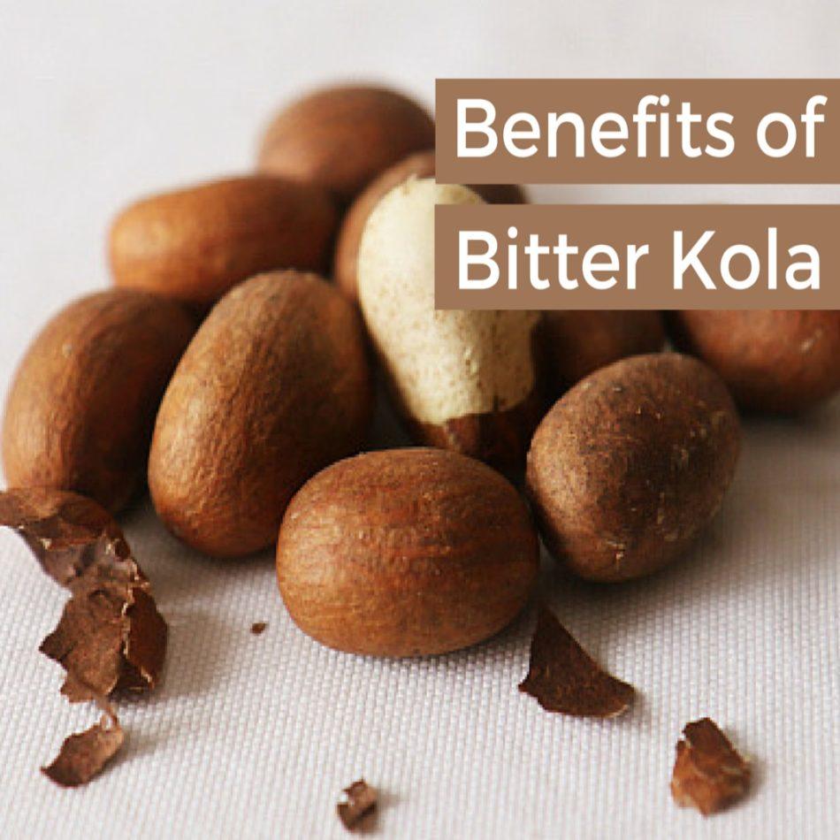 Benefits of bitter kola