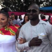 Ghanaian actor Chris Attoh remarries