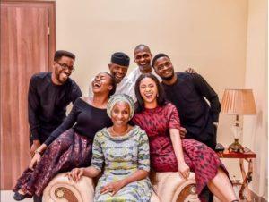 Yemi Osinbajo29th wedding anniversary photo
