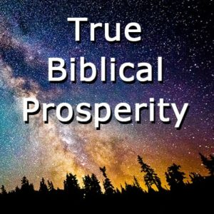 Scriptures for Prosperity and Wealth