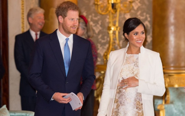 Meghan Markle given birth.