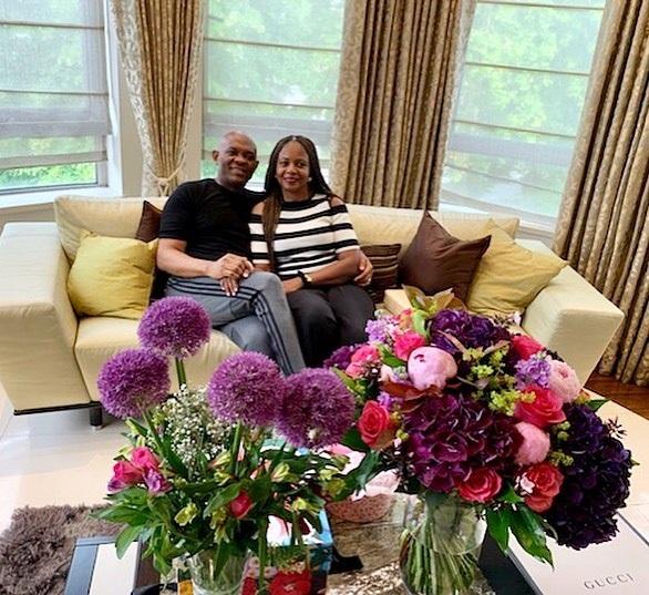 Tony Elumelu Flaunts His Families