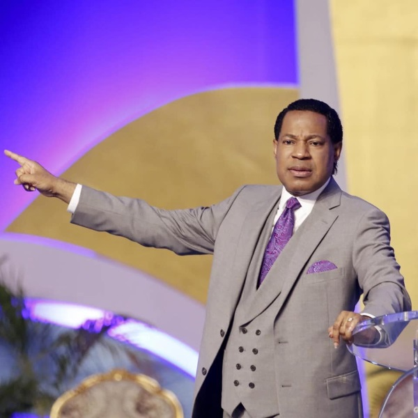 Your husband is your master and not your equal- Pastor Chris Oyakhilome tells wives (video)