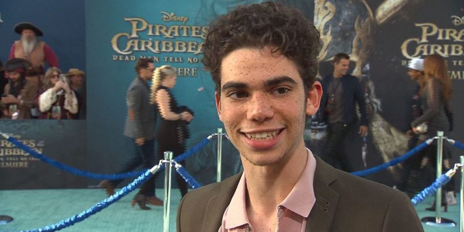 DEATH OF CAMERON BOYCE