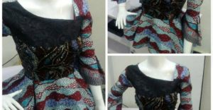 Latest Ankara Styles Peplum Tops