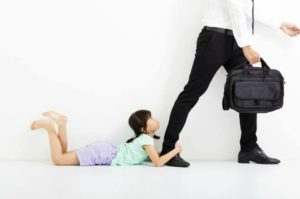 WHY FATHERS ABANDON THEIR CHILDREN.