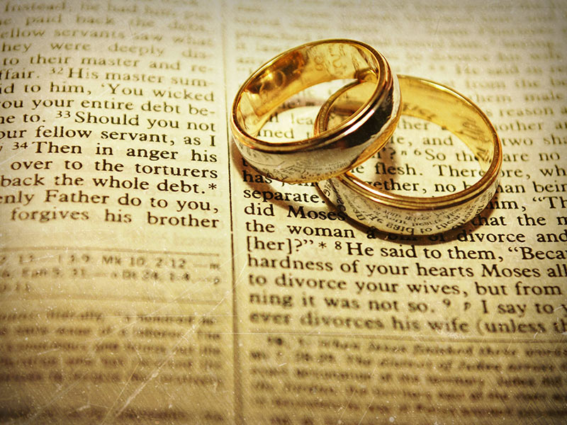 bible verses for troubled marriage