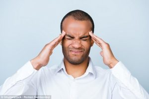 Men migraines and sexual problems