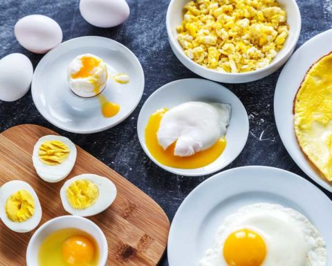 BODY BENEFITS FROM EATING EGGS
