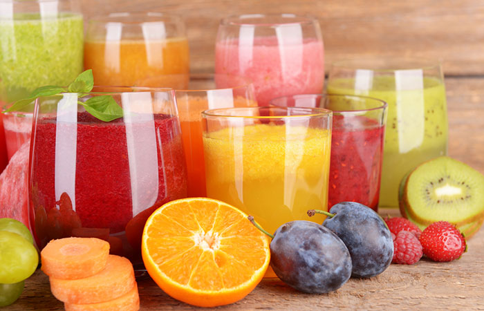 JUICES FOR CONSTIPATION