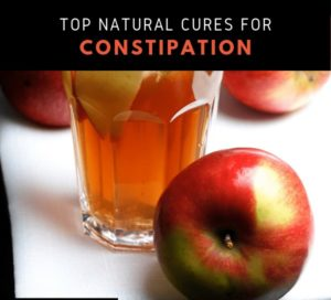 Natural cures for constipation