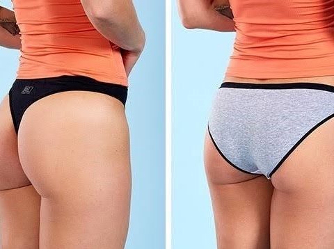 EFFECTS OF WEARING YOUR UNDERWEAR THE WRONG WAY