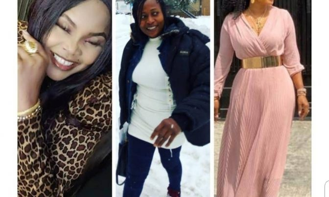 Actress Lola Alao has been accused of maltreating late Aisha Abimbola'son in Canada. A must read