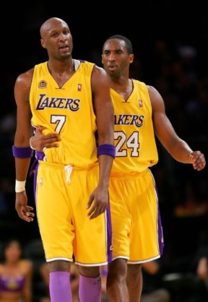 Lamar Odom mourns Kobe Bryant saying 'I've not felt this pain since son died'