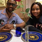 Photos from Biodun Fatoyinbo and wife, Modele's 20th wedding anniversary dinner