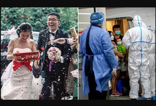 Coronavirus: Chinese government urges no weddings, short funerals to contain virus