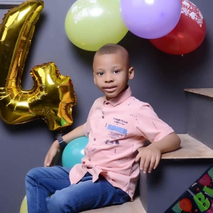 "FFK celebrates his son, Aragorn as he turns a year older ""You are the best and greatest thing that has ever happened to me""- FFK"
