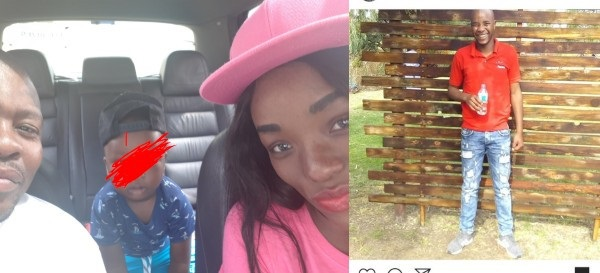 Husband calls out wife for allegedly 'running away' with the man she claimed raped her 5 years ago