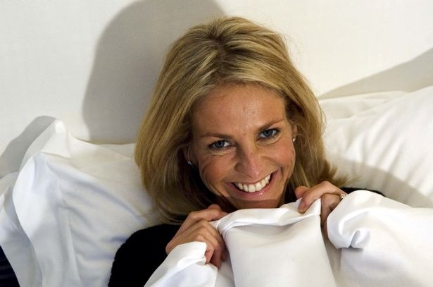 I have sex for first time in five years and 'feels like a virgin again' - Ulrika Jonsson.