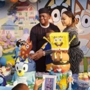 Photos from FFK's son, Aragorn's 4th birthday party